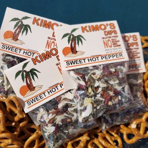 Kimo's Sweet Hot Pepper Herb & Spice Blend