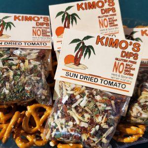 Kimo's Sun Dried Tomato Herb & Spice Blend