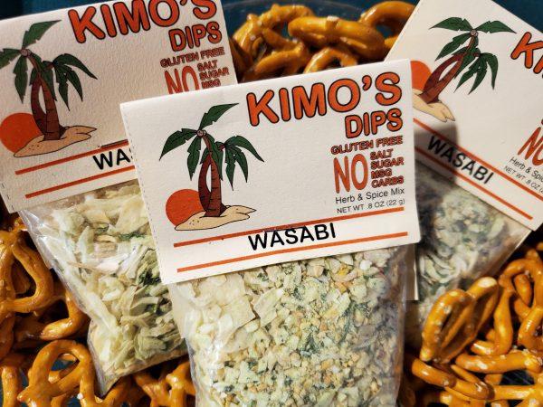Kimo's Wasabi Herb & Spice Blend