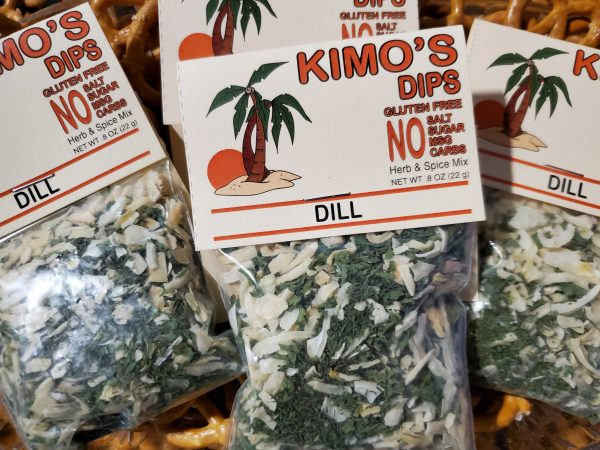 Kimo's Dill Herb & Spice Blend
