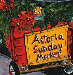 Astoria Sunday Market Logo