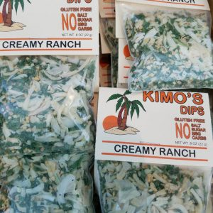 Creamy Ranch Dip & Potato Topping Mix Display