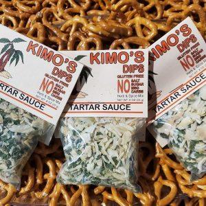 Kimo's Dips Tartar Sauce Mix