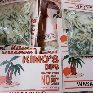 Kimo's Wasabi Dip & Beef Topping Mix
