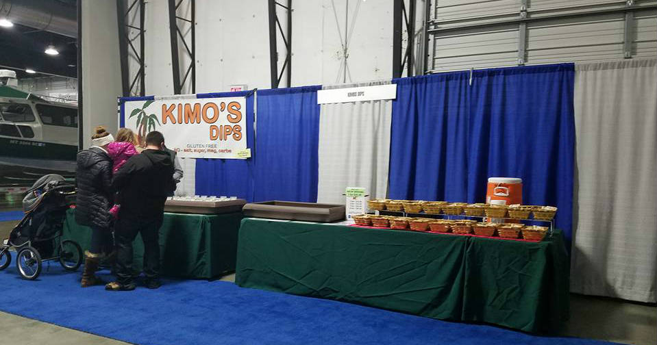 Sparse Crowds at Portland Boat Show