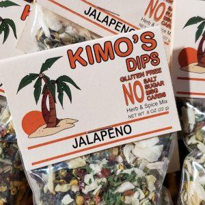 Kimo's Jalapeno Herb & Spice Blend